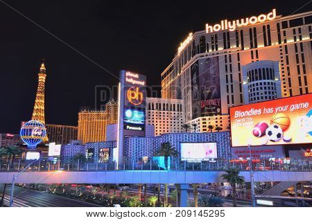 Planet Hollywood Resort And Casino.