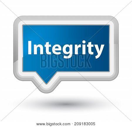 Integrity Prime Blue Banner Button