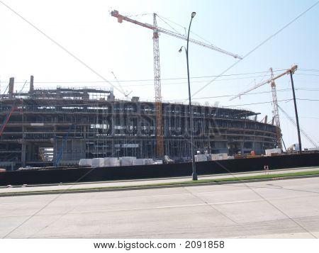 Nw Stadium Construction