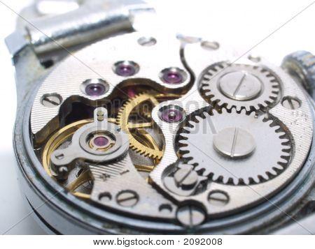 Clockwork Inside, Macro