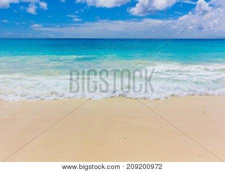 Sea Storm Waters