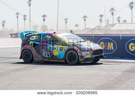Ford Fiesta St M-sport Driven By #14 Austin Dyne