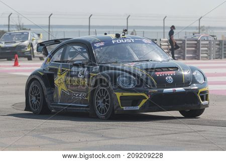 Volkswagen Beetle Driven By #34 Tanner Foust
