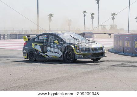 Subaru Wrx Sti Driven By #18 Patrik Sandell