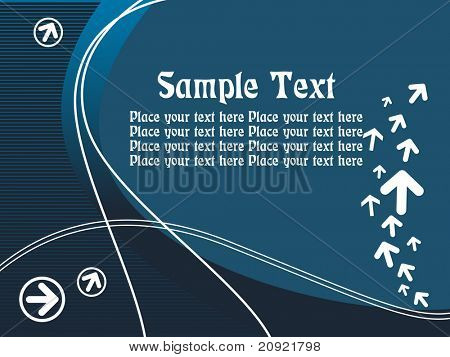 abstract pattern background with place for text