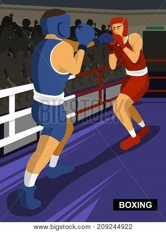 Combat Sport - Boxing