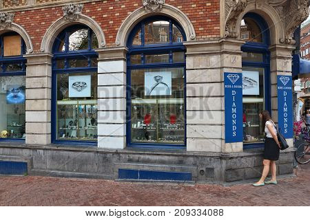 Amsterdam Diamond Shop