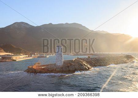 Datca kairos Marina for Datca-Bodrum ferryboat in karakoy