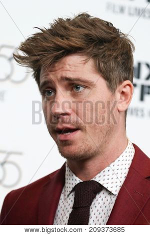 Actor Garrett Hedlund attends the