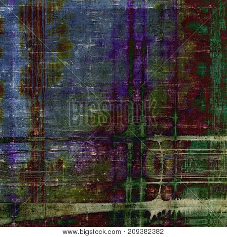 Computer designed highly detailed vintage texture or background. With different color patterns