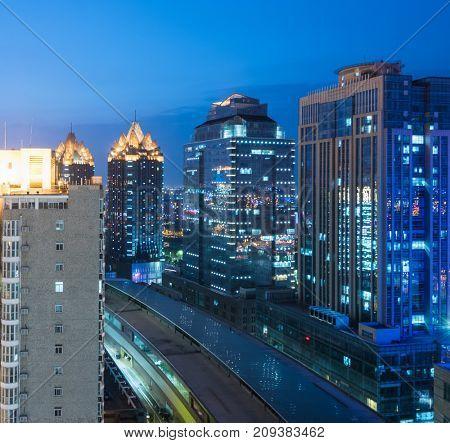 Zhengzhou city,Henan province,China,East Asia.