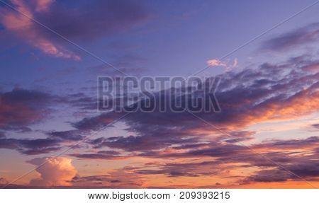 Sunset Paradise Bay View