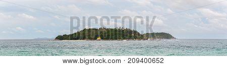 Ko Bon Island Thailand 19 May 2017