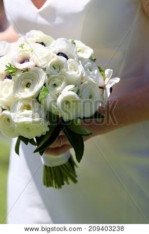 That special day for every bride - a wedding
