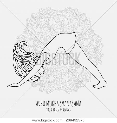 Lovely Girl Doing Vector Photo Free Trial Bigstock