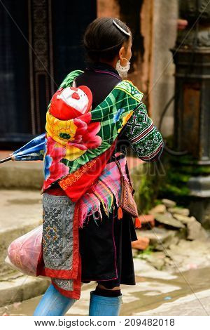 People Of Sapa, Vietnam