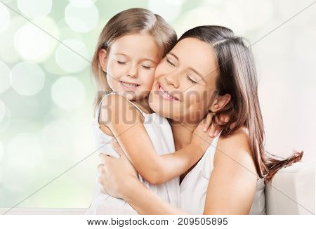 Girl young little woman well being human emotions green