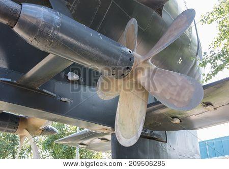 U-boat Prop - The Netherlands