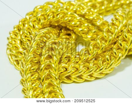 background of gold ornament showing details of workmanship luxury concept