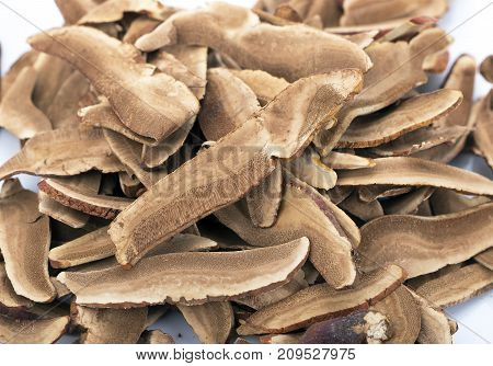 Ganoderma Lucidum - Dried Sliced Mushroom