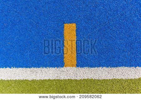 Sport Astro Turf Closeup Line