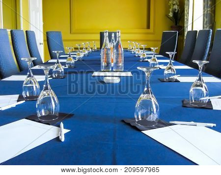 Conference Room or for a Business Meeting
