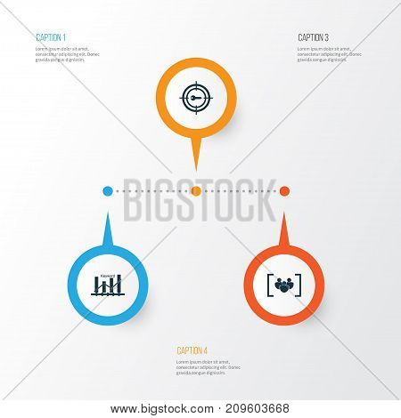 SEO Icons Set. Collection Of Questionnaire, Keyword Marketing, Keyword Optimisation And Other Elements