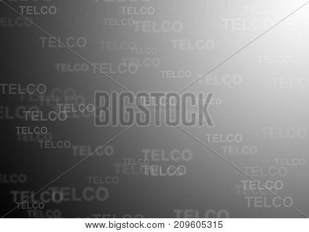 Telco Telecom mobile fixed business   texture green grey magenta orange  concept