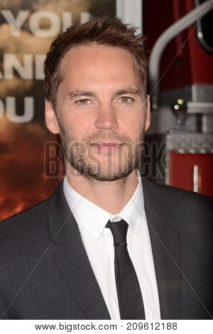 LOS ANGELES - OCT 8:  Taylor Kitsch at the