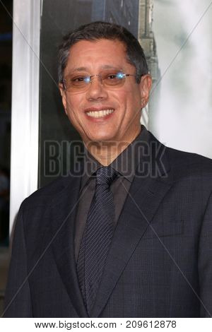LOS ANGELES - OCT 16:  Dean Devlin at the Geostorm Premiere at the TCL Chinese Theater IMAX on October 16, 2017 in Los Angeles, CA