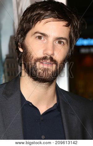 LOS ANGELES - OCT 16:  Jim Sturgess at the Geostorm Premiere at the TCL Chinese Theater IMAX on October 16, 2017 in Los Angeles, CA