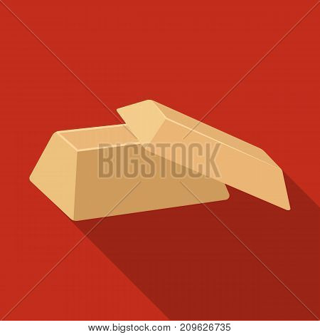 Boxing, wrapping, case, and other  icon in flat style.Box, container, package icons in set collection