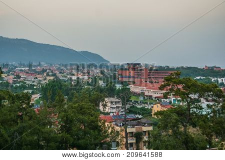 The Village Of Camyuva