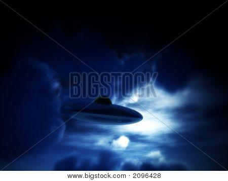 Nightime Ufo