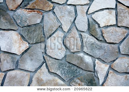 Architectural Stone Wall Block Texture Surface Structure