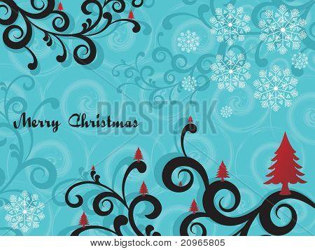 vector illustration for merry christmas celebration