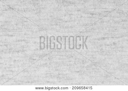White Soft Cloth Surface As Background. Abstract White Texture. Closeup View