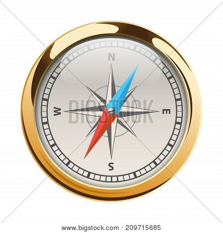 compass vector illustration for your creative ideas