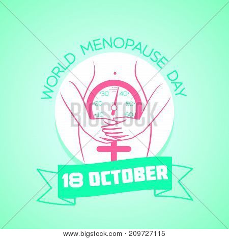 18 October World Menopause Day