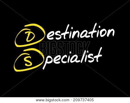 Ds - Destination Specialist