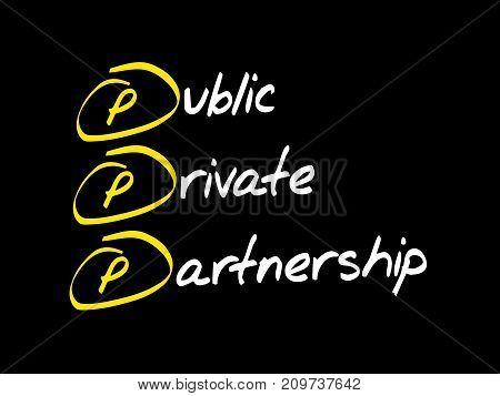 Ppp - Public-private Partnership