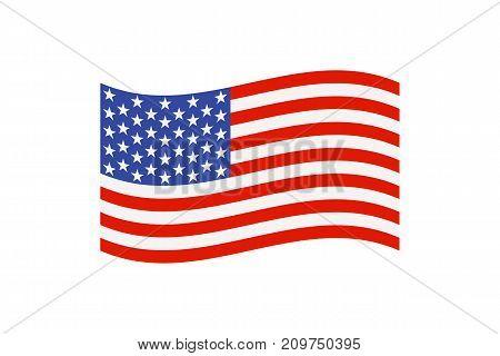 Contry Flag Illustrtion
