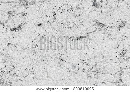 Black and white background. Texture of the stone surface.