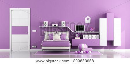 Teen Room For Girl