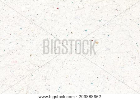 Recycled crumpled white paper texture or paper background for business education and communication concept design.