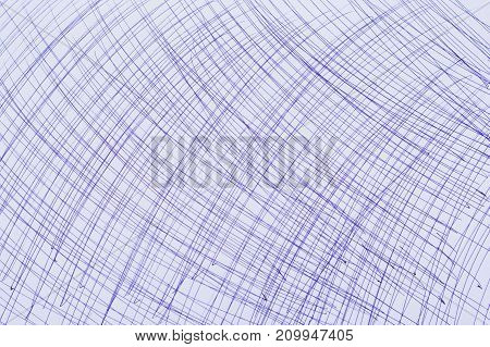 pen drawings textures background in blue tones