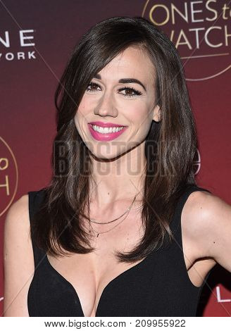LOS ANGELES - OCT 04:  Colleen Ballinger arrives for the People's 'One's To Watch' Event on October 4, 2017 in Hollywood, CA