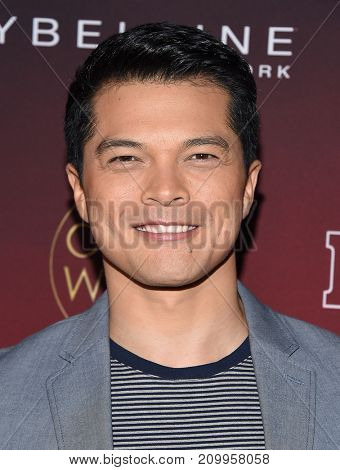 LOS ANGELES - OCT 04:  Vincent Rodriguez III arrives for the People's 'One's To Watch' Event on October 4, 2017 in Hollywood, CA