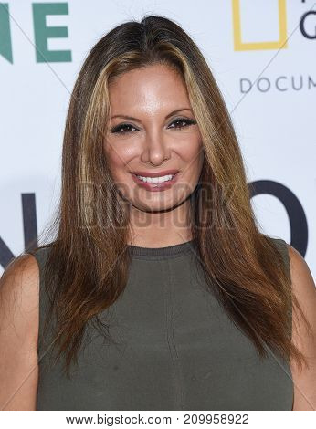 LOS ANGELES - OCT 09:  Alex Meneses arrives for the 'Jane' Los Angeles Premiere on October  9, 2017 in Hollywood, CA