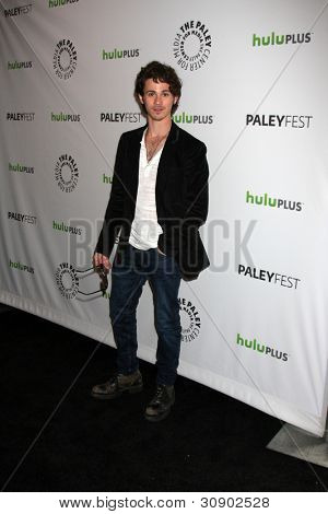 LOS ANGELES - MARCH 11:  Connor Paolo arrives at the